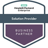 HPE Business partner badge