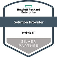 HPE Hybrid IT badge