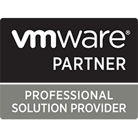 VM Ware Partner Badge