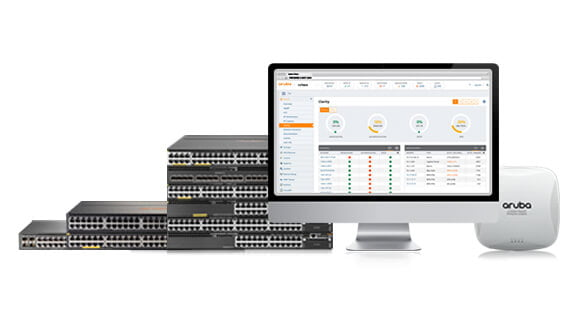 Aruba Networks Hardware and Software Solutions