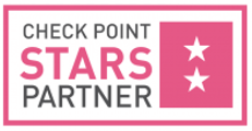 Check Point 2 Stars Badge