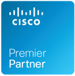 Cisco Premier Partner Badge